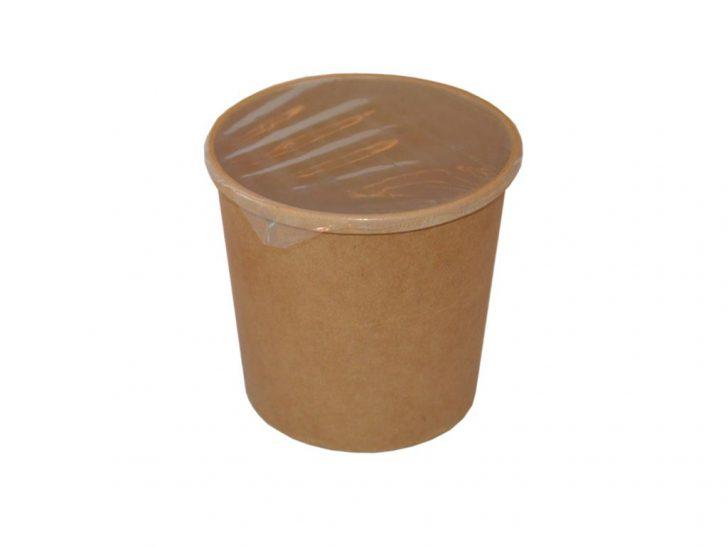 Kubek biodegradowalny