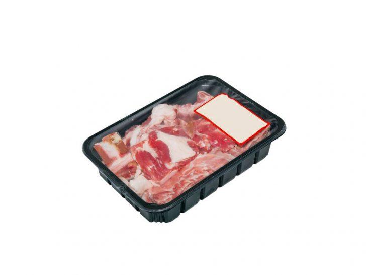 Tacka z mięsem