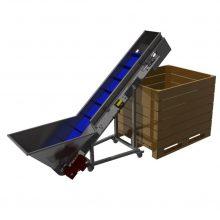 Incline decline conveyors