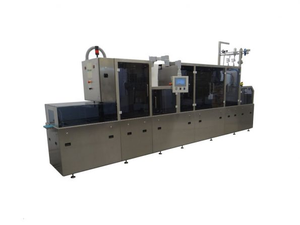 automatic bucket filling machine