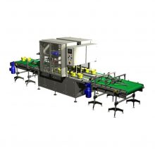 Bucket packaging line